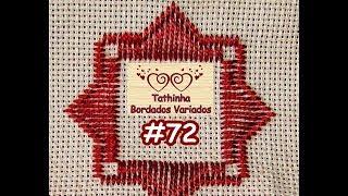 Tathinha Bordados – PONTO RETO