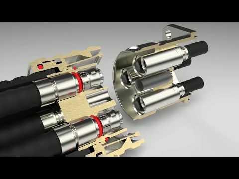 NEX10® Multi Coax Quick-Lock
