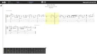 Intro Chị Tôi - Trần Tiến (tab guitar)
