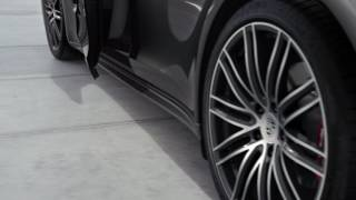 2017 Porsche Panamera Turbo video debut(The new Porsche Panamera reconciles two contrasting characteristics more than ever before: the performance of a genuine sports car and the comfort of a ..., 2016-06-28T19:30:28.000Z)