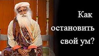 Садгуру - Как остановить свой ум (Джагги Васудев)