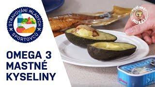 STRAVOVÁNÍ MLADÝCH SPORTOVCŮ: Omega-3 mastné kyseliny | Marie Skalská