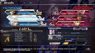 DISSIDIA FINAL FANTASY NT Final Fantasy 4 team