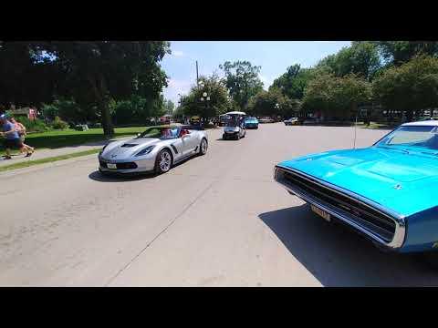 2019 Good Guys Car Show At Iowa State Fairgrounds.