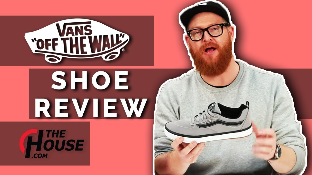 35635e6bf13 2019 Vans Kyle Walker Pro Skate Shoes - YouTube