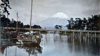130年前に来日したイタリア人が撮影した日本…明治維新直後の息遣いを感...