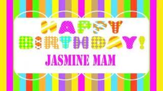 JasmineMam   Wishes & Mensajes - Happy Birthday