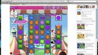 Candy Crush Saga level 183