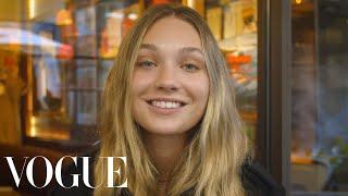 24 Hours With Maddie Ziegler   Vogue