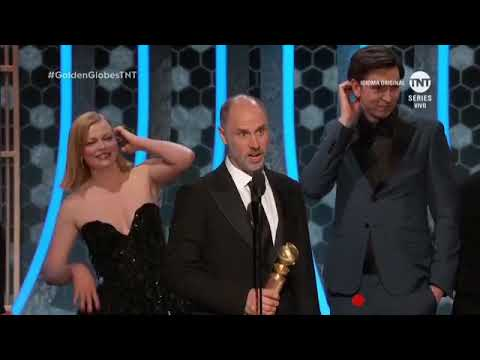 SUCCESSION Wins Best Television Series Drama. Golden Globes 2020
