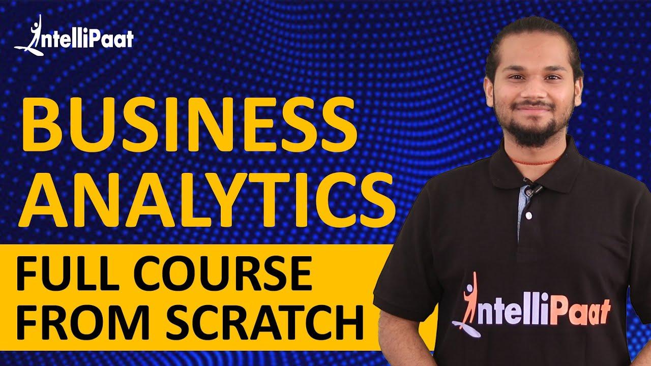 Business Analyst Training | Business Analyst Tutorial | Intellipaat