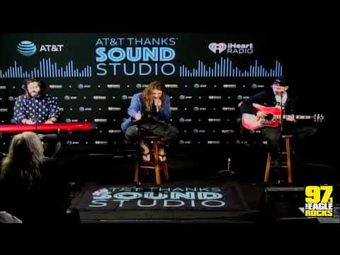 97.1 The Eagle Music Lounge - The Glorious Sons - AT&T THANKS Sound Studio