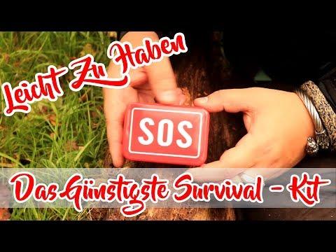 das-günstigste-survival-kit-⚠️-:-leicht-zu-haben-#-3-|-bushcraft-survival-camp-low-budget