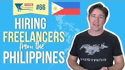 Hiring Freelancers from the Philippines