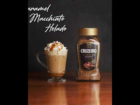 Caramel Macchiato Helado
