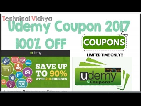 Udemy Coupon 2017 & Learn Free hacking , android ,java, & Photography