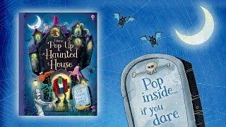 Pop-up Haunted House book (Usborne Publishing)