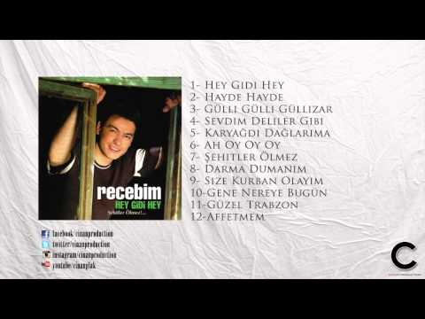 Hayde Hayde - Recebim (Official Lyric)