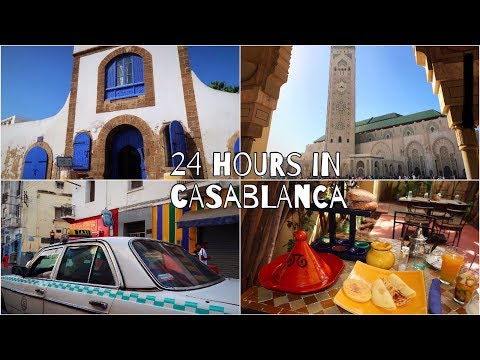 TRAVEL VLOG I CASABLANCA