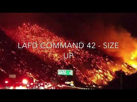 LAFD Skirball Fire Audio IC