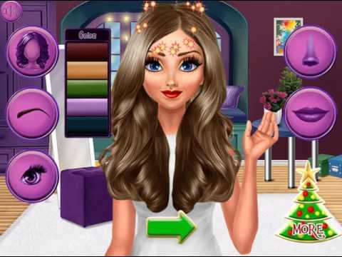 Мультик игра Одевалка: Создать идеальную девушку (Perfect Girl Creator)