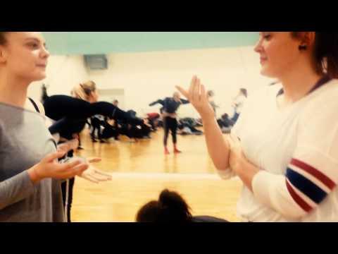 Mannequin Challenge - University of Derby and Deda Dance students
