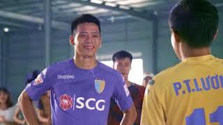 Clip Quang Hải U23 Việt Nam & Văn Quyết Tại CLB Bóng Đá Hà Nội