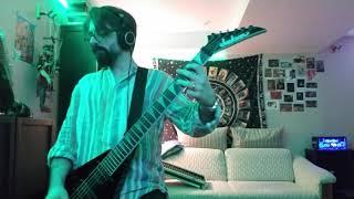 Pyretta Blaze - Type O Negative - Guitar Cover (with solo)