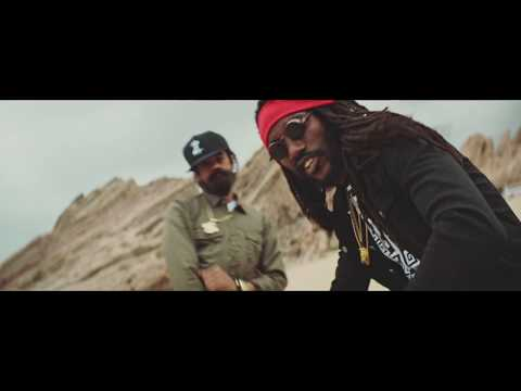 "Kabaka Pyramid ft. Damian ""Jr. Gong"" Marley - Kontraband [Official Video]"