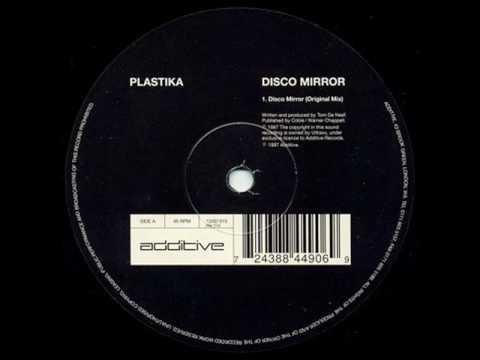 DISCO MIRROR - PLASTIKA