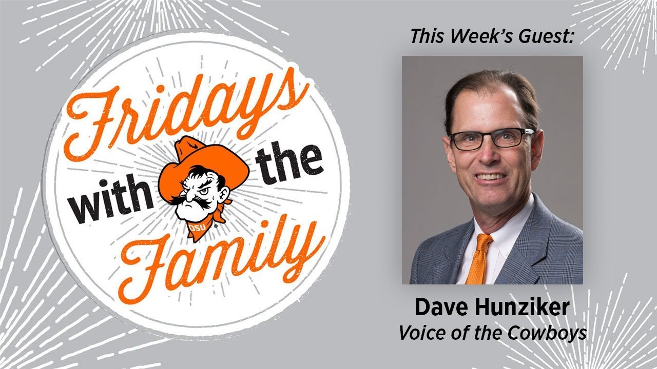 Image for Fridays with the Family - Dave Hunziker webinar