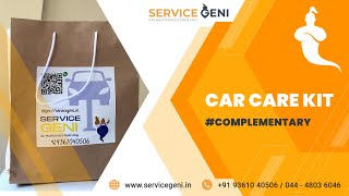 Car Care Package with Doorstep Services from Service Geni
