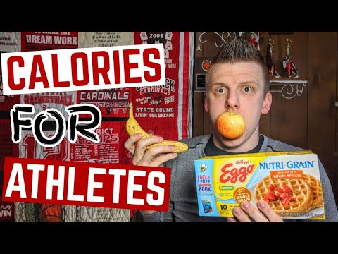 How Athletes Can Reduce Calories the proper way