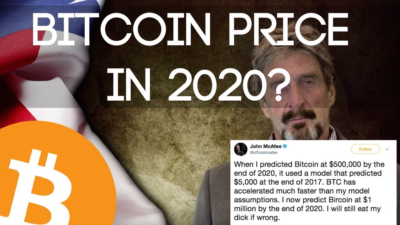John McAfee's Bitcoin Price Prediction Explained... (Is It Legit?)