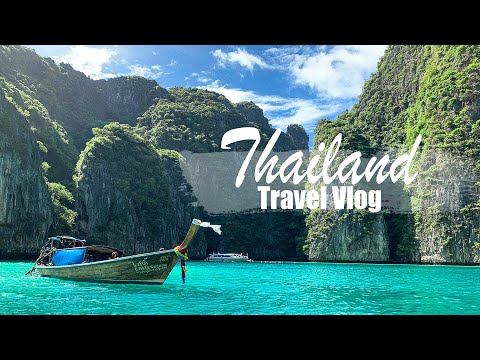 I VISITED THE MOST BEAUTIFUL PLACES IN THAILAND (Camp Thailand Vlog 2019)
