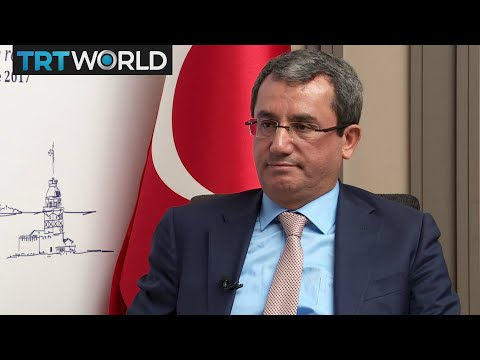 One on One Express: Ahmet Yildiz, Turkish Deputy Minister of Foreign Affairs
