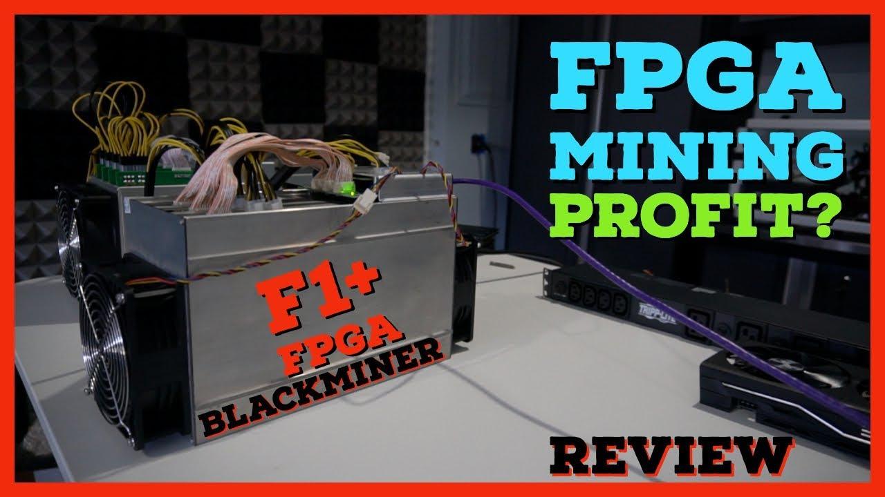 Are Fpga Miners Profitable? Hash Altcoin Blackminer F1+ Fpga Miner
