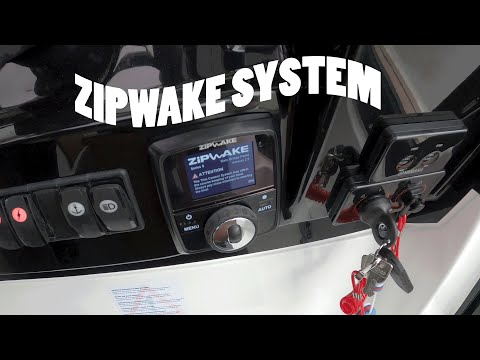 Offshore Adventures Ep.5 - The Zipwake System In Use