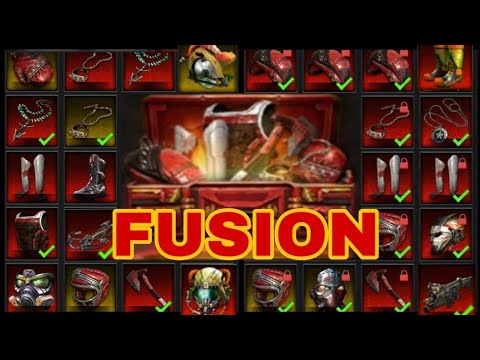 Last Empire War-Z: FUSION EQUIPMENT