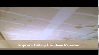 Popcorn Ceiling Removal Canyon TX, Popcorn Removal Canyon