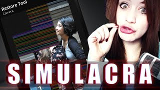 SIMULACRA #02 - Was verbirgst du vor uns Anna? ● Let