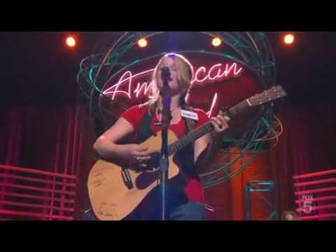 Crystal Bowersox - Natural Woman - American Idol 2010 Hollywood Round 2