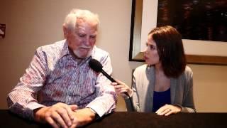 clive cussler interview at thrillerfest 2015