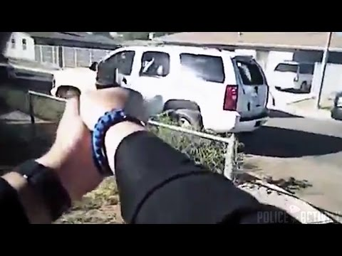 Albuquerque Police Bodycam Shows Shooting Of Rodrigo Garcia
