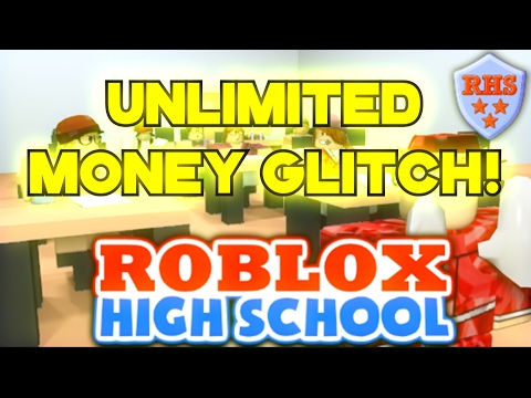 Roblox High School Unlimited Money Hack Glitch Get Free Fast