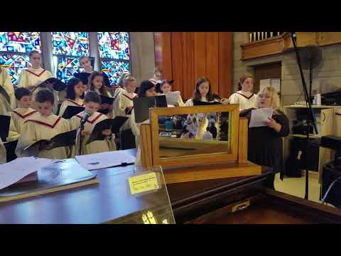 St. Paul's Children's Choir - Indescribable