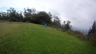 Cicleando En El  Metropolitano Quito