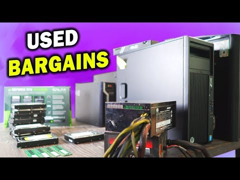 March's 2020 USED PC Parts Hunt - CHEAP Deals Still Exist...!?