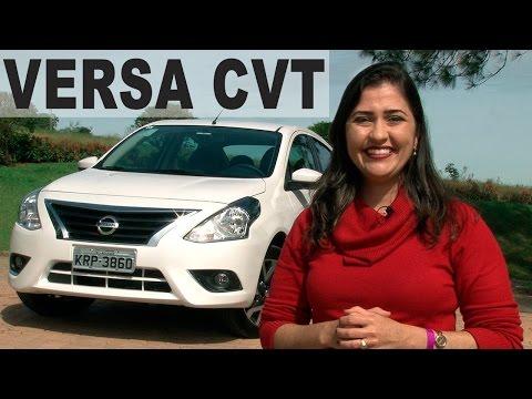 Nissan Versa 2017 e March 2017 Automático CVT em Detalhes