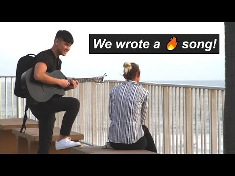 Strangers Help Me Write a 🔥 Song!
